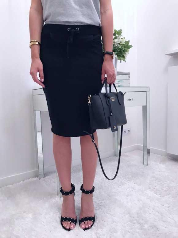 Spódnica Amy czarna