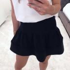 Spódniczka Malija Black