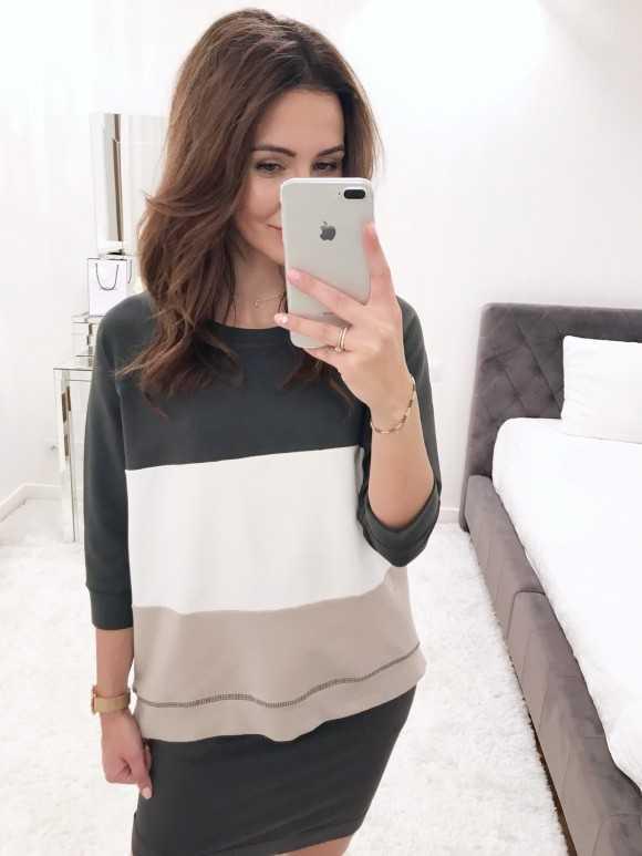 Bluza Fiona khaki