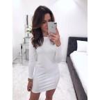Sukienka Classic biała