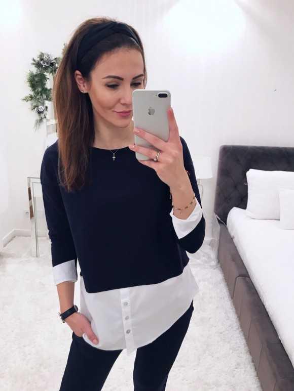 Bluzka Anita graantowa