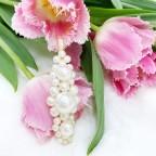 PEARL X - wsuwka z perłami