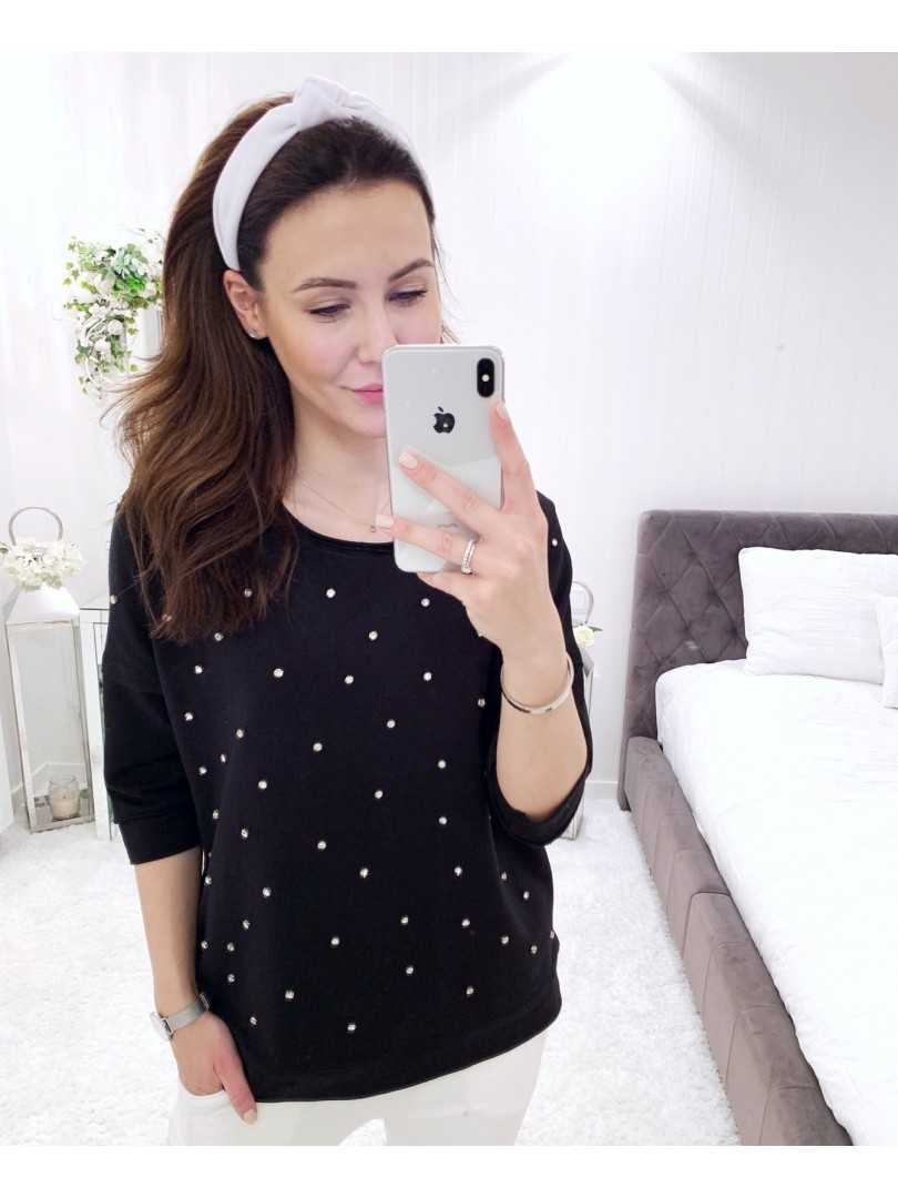 Bluza Chiara czarna