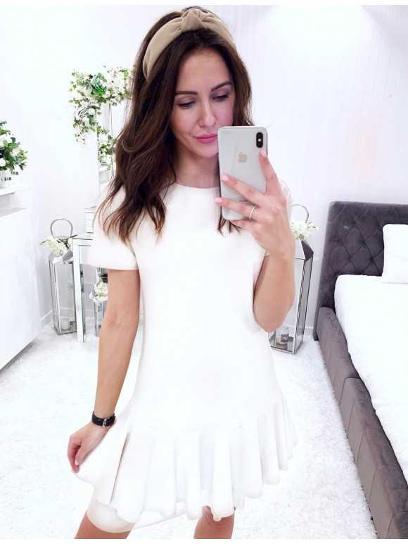 Sukienka Ashley ecru