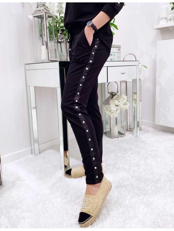Spodnie Selena czarne