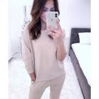 Bluza Selena pudrowa