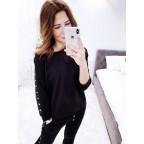 Bluza Selena czarna