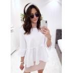 Bluzka Diora biała