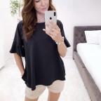 Bluzka Laure czarna